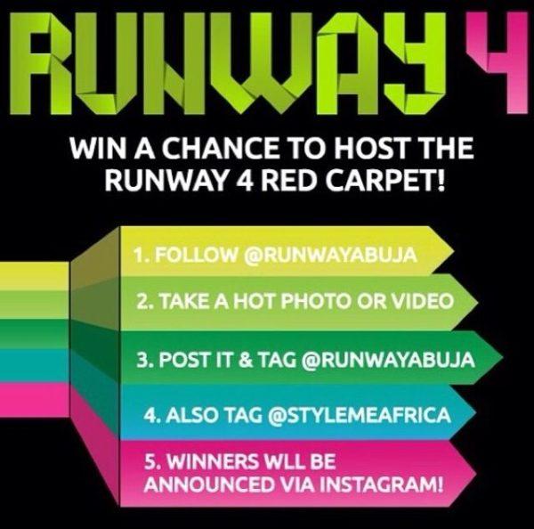 Runway 4 - BellaNaija - October 2013