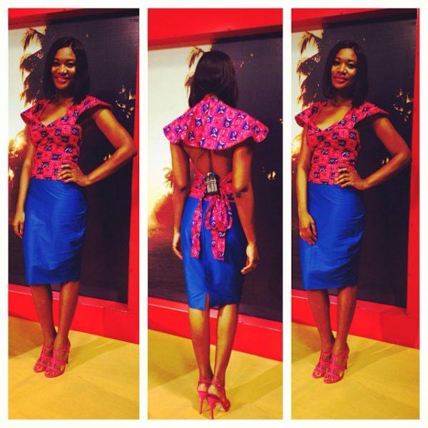 Sandra Ankobiah - October 2013 - BellaNaija (1)