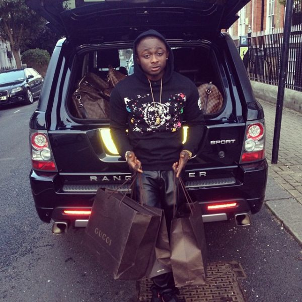 Sean Tizzle - October 2013 - BellaNaija
