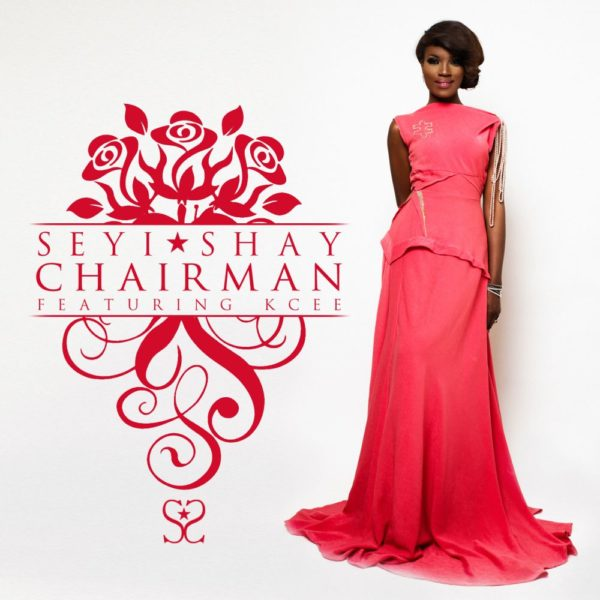 Seyi Shay_Chairman Ft Kcee_Artwork