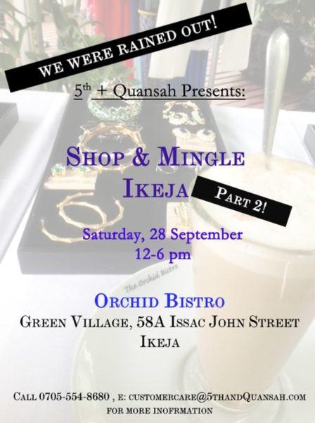 Shop & Mingle Part 2