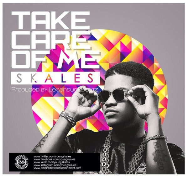 Skales - Take Care Of Me - October 2013 - BellaNaija