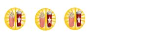 Sodas & Popcorn Rating3