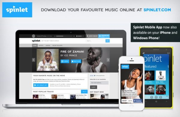 Spinlet Music Download Site - BellaNaija - October 2013001