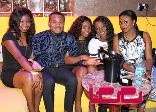 Stars at the Lee's Celebrity Monthly Birthday Party in Lagos - October 2013 - BellaNaija003