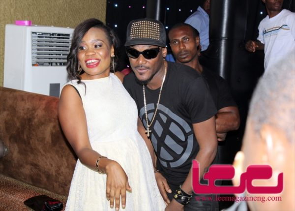 Stars at the Lee's Celebrity Monthly Birthday Party in Lagos - October 2013 - BellaNaija008