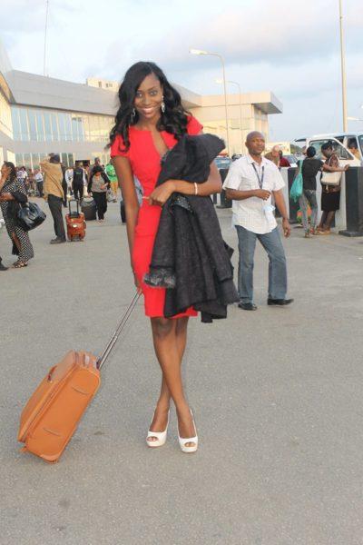 Stephanie Okwu - October 2013 - BellaNaija