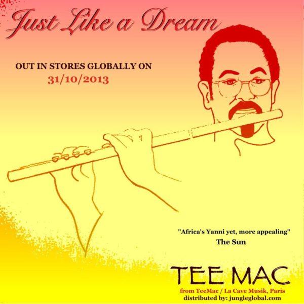 TEE MAC - Just Like A Dream - October 2013 - BellaNaija
