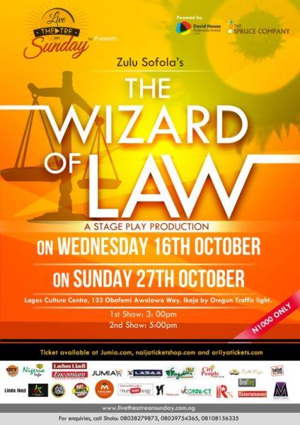 The Wizard of Law - October 2013 - BellaNaija