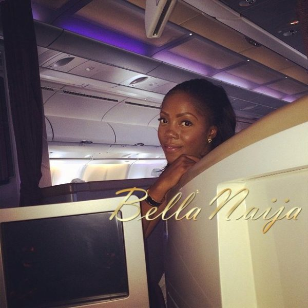 Tiwa Savage - October 2013 - BellaNaija