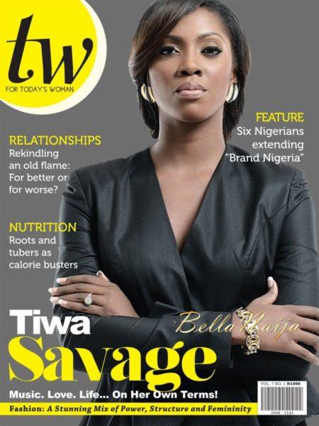 Tiwa Savage covers TW Magazine - October 2013 - BellaNaija - 021