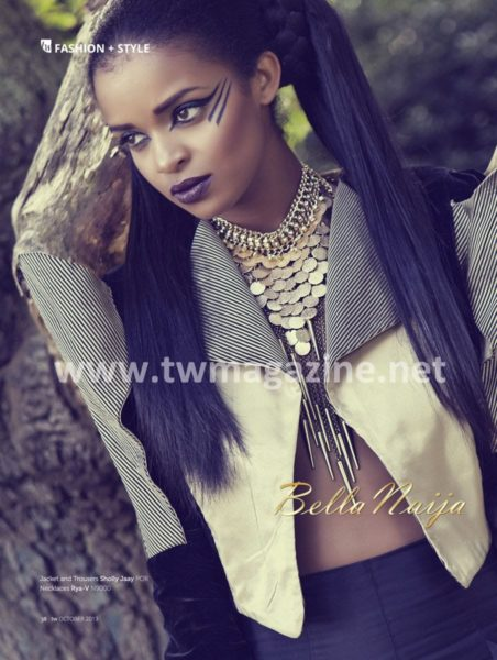 Tiwa Savage covers TW Magazine - October 2013 - BellaNaija - 023