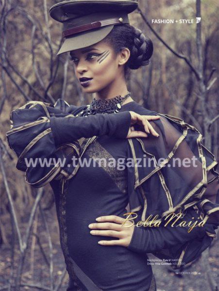 Tiwa Savage covers TW Magazine - October 2013 - BellaNaija - 024