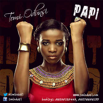 Tomi Odunsi - Papi - October 2013 - BellaNaija