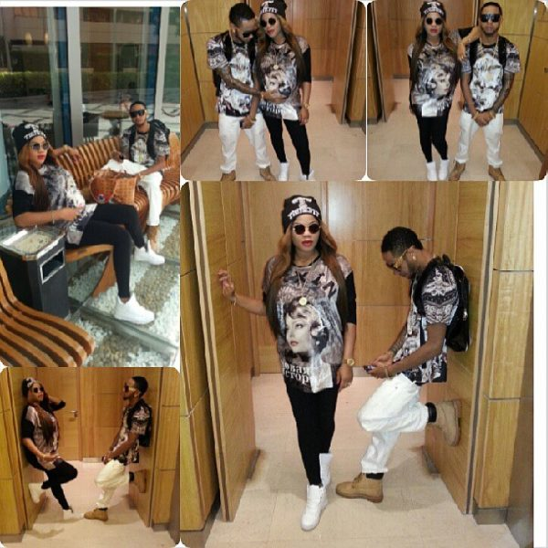 Toyin Lawani Trigga Kess - October 2013 - BellaNaija (2)