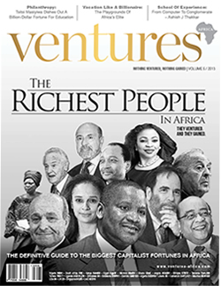 Ventures Africa 55 Billionaire List