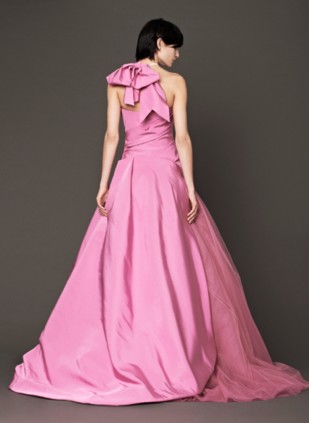 Vera Wang Pink Bridal Collection Fall 2014-14b
