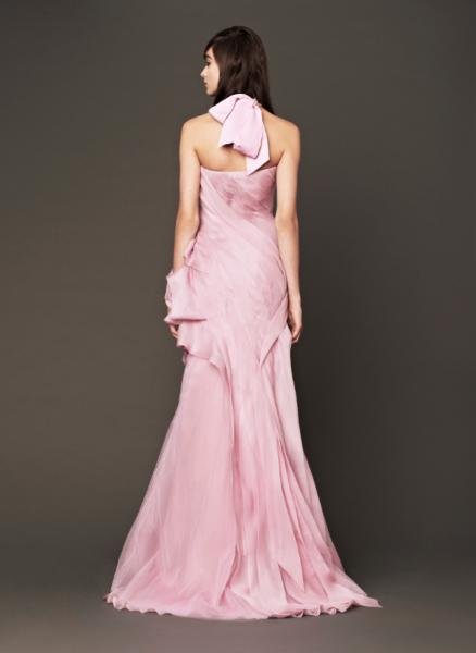 Vera Wang Pink Bridal Collection Fall 2014-1b