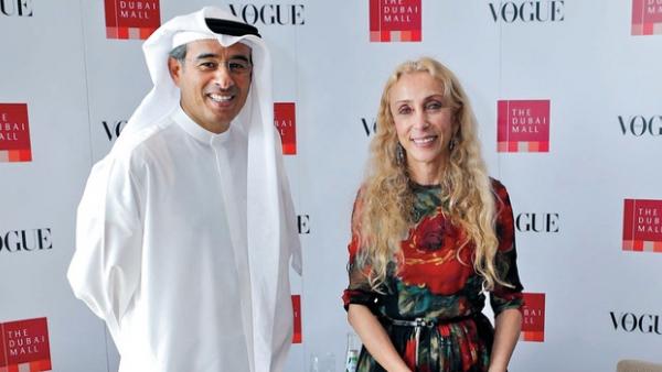 Vogue Fashion Dubai Experience - BellaNaija - October 2013001