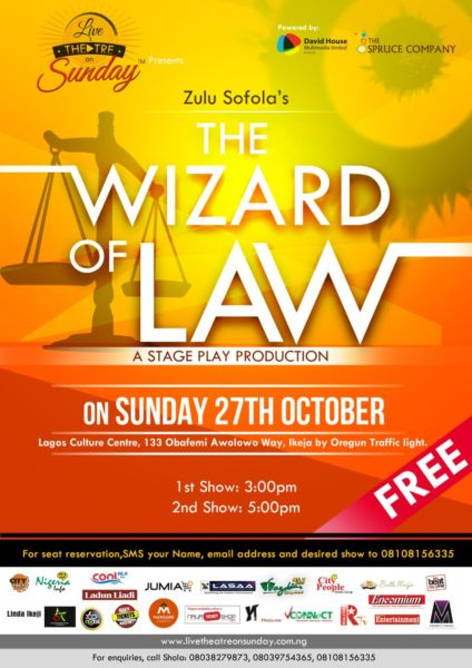 Wizard of law - BellaNaija - October 2013
