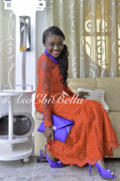 bellanaija asoebi aso ebi asoebibella nigerian traditional wedding guest gele 1