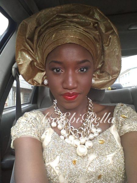 bellanaija asoebi aso ebi asoebibella nigerian traditional wedding guest gele 10