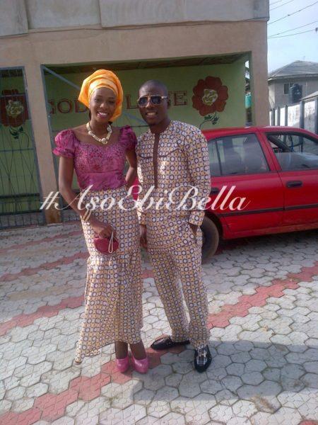 bellanaija asoebi aso ebi asoebibella nigerian traditional wedding guest gele 19