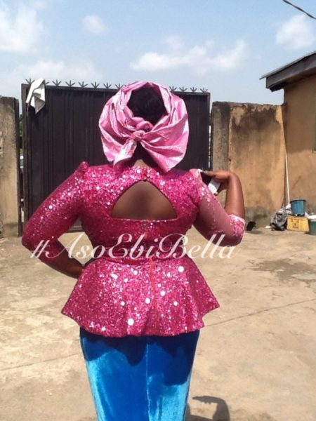 bellanaija asoebi aso ebi asoebibella nigerian traditional wedding guest gele 21