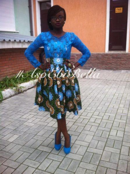 bellanaija asoebi aso ebi asoebibella nigerian traditional wedding guest gele 32