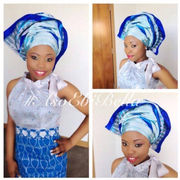 bellanaija asoebi aso ebi asoebibella nigerian traditional wedding guest gele 40