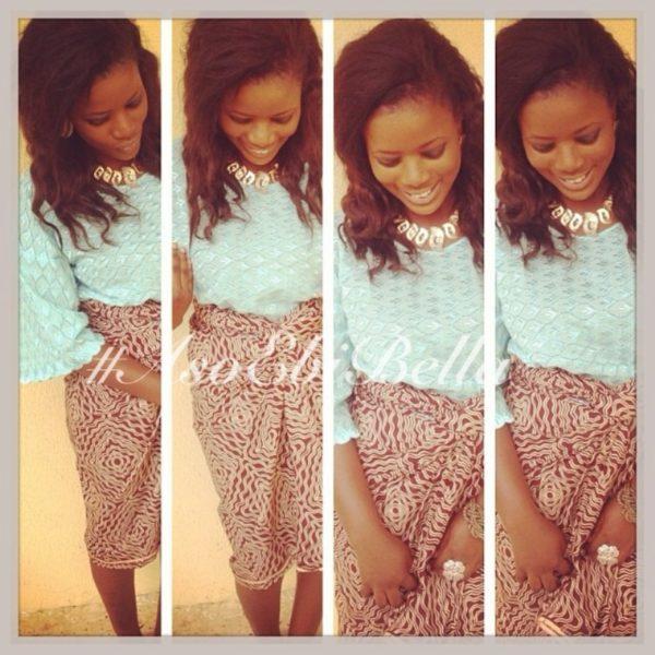 bellanaija asoebi aso ebi asoebibella nigerian traditional wedding guest gele 41