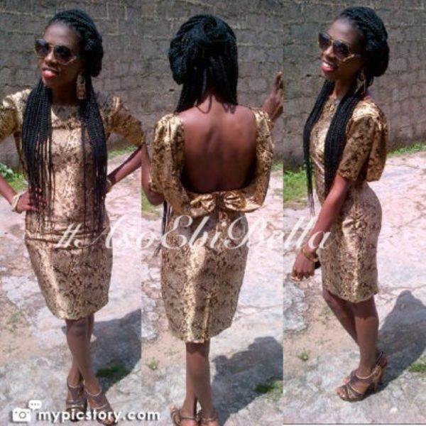 bellanaija asoebi aso ebi asoebibella nigerian traditional wedding guest gele 49