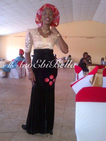 bellanaija asoebi aso ebi asoebibella nigerian traditional wedding guest gele 5