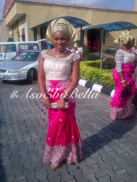 bellanaija asoebi aso ebi asoebibella nigerian traditional wedding guest gele 51