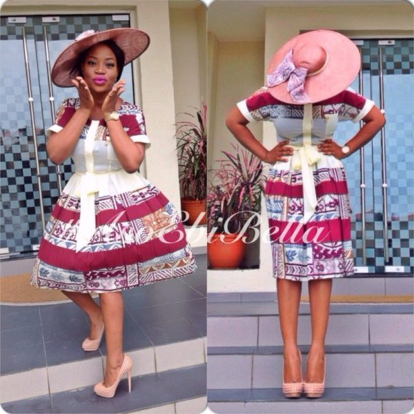 bellanaija asoebi aso ebi asoebibella nigerian traditional wedding guest gele 54