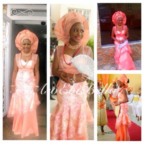 bellanaija asoebi aso ebi asoebibella nigerian traditional wedding guest gele 57