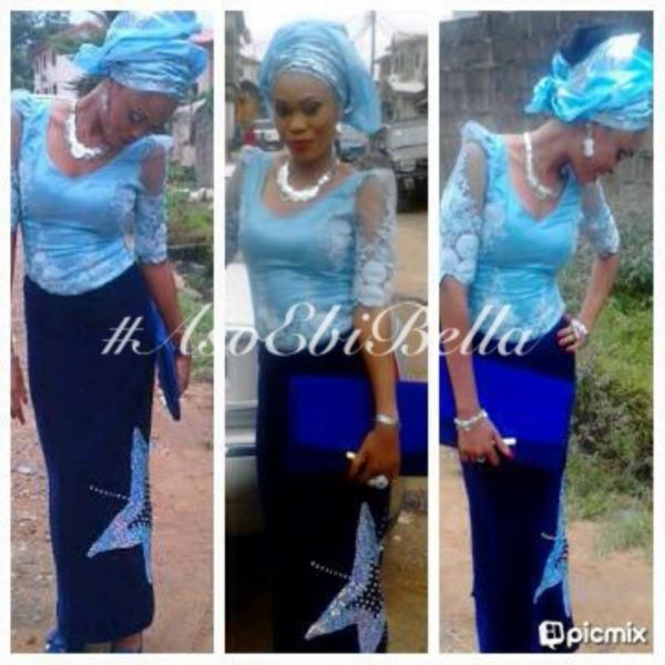 bellanaija asoebi aso ebi asoebibella nigerian traditional wedding guest gele 58