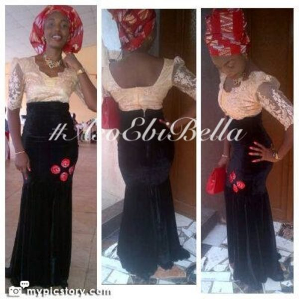bellanaija asoebi aso ebi asoebibella nigerian traditional wedding guest gele 60