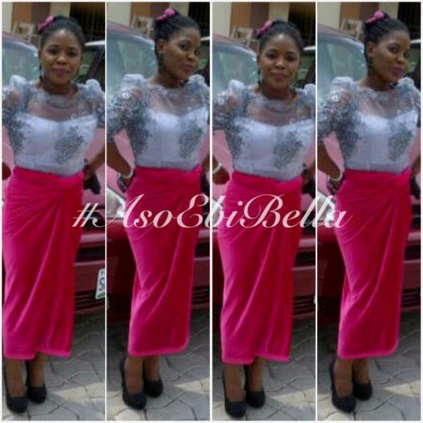 bellanaija asoebi aso ebi asoebibella nigerian traditional wedding guest gele 64