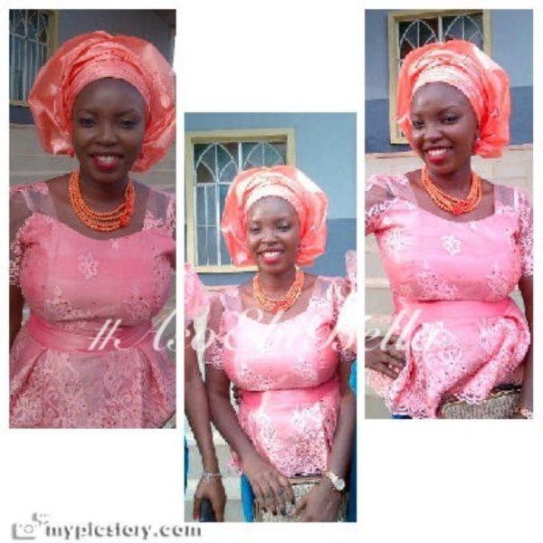bellanaija asoebi aso ebi asoebibella nigerian traditional wedding guest gele 65