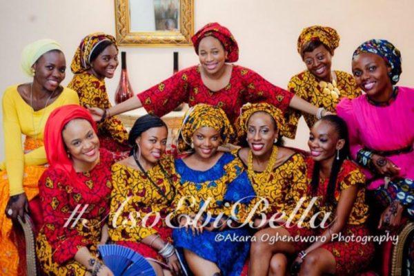 bellanaija asoebi aso ebi asoebibella nigerian traditional wedding guest gele 72