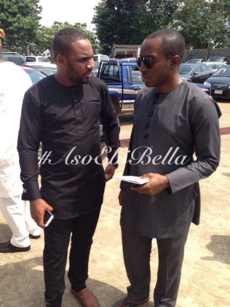 bellanaija asoebi aso ebi asoebibella nigerian traditional wedding guest gele 9
