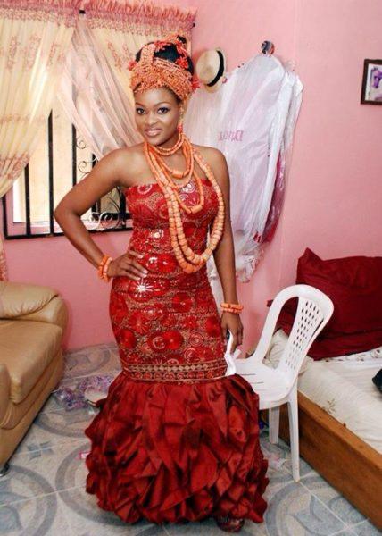 Bn Bridal Beauty Edo Brides In Beautiful Beaded Benin