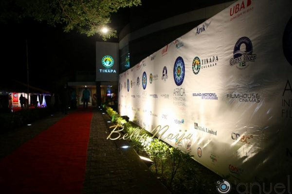 2013 AFRIFF Opening Night in Calabar - November 2013 - BellaNaija 03