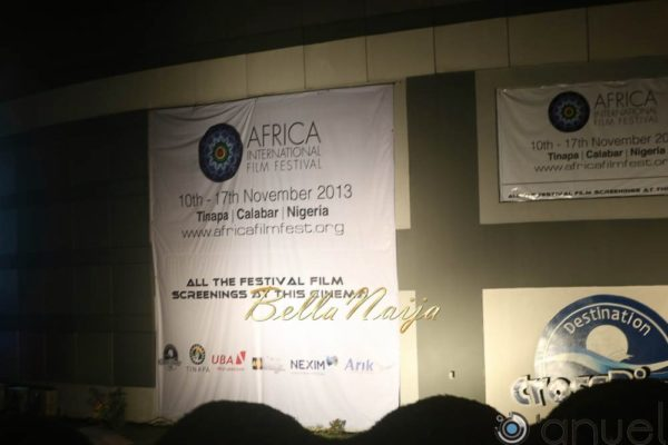 2013 AFRIFF Opening Night in Calabar - November 2013 - BellaNaija 04