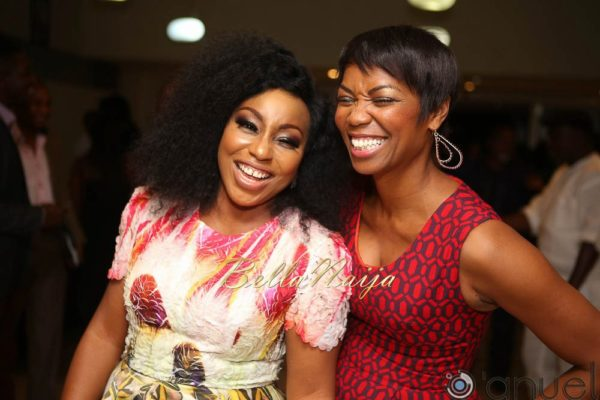 Rita Dominic & Venessa Williams