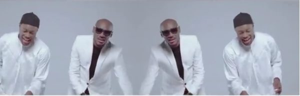 2Face Idibia & Tony Oneweek - November 2013 - BellaNaija