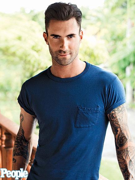 Adam Levine - People's Sexiest Man Alive - November 2013 - BellaNaija 02