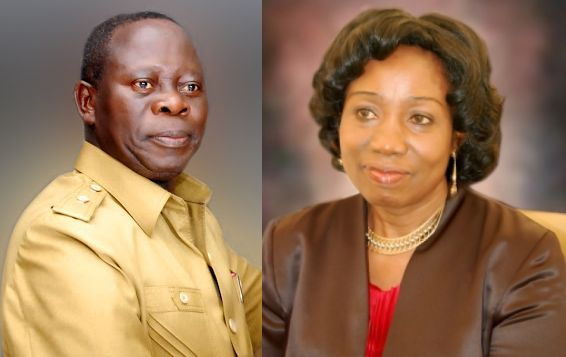 Adams & Clara Oshiomole - November 2013 - BellaNaija