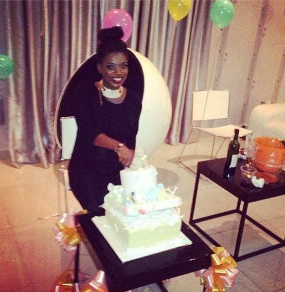 Annie Idibia's Baby Shower - November 2013 - BellaNaija003